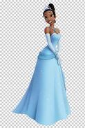 Tiana Blue Dress 3
