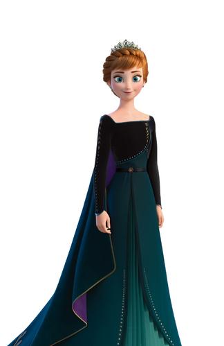 Frozen II/Queen 1