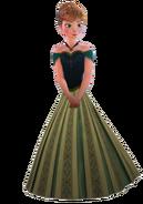 Anna of Arendelle coronation