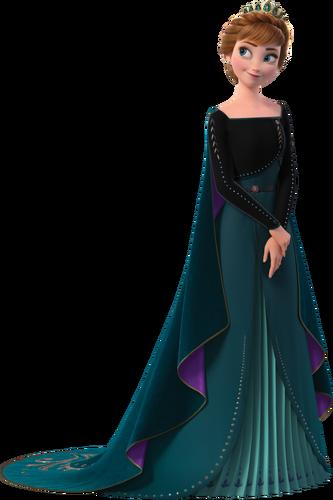 Frozen II/Queen 2