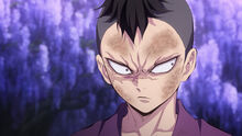 Genya Shinazugawa (Demon Slayer)