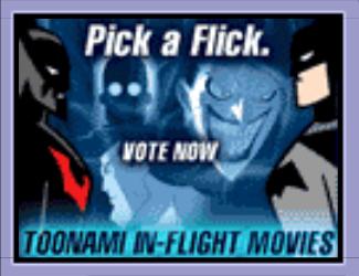 In-Flight Movies: Pick-a-Flick