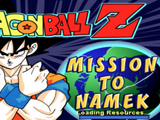 Dragon Ball Z: Mission to Namek
