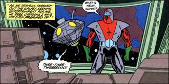 Moltar Clyde 49 DC Comics