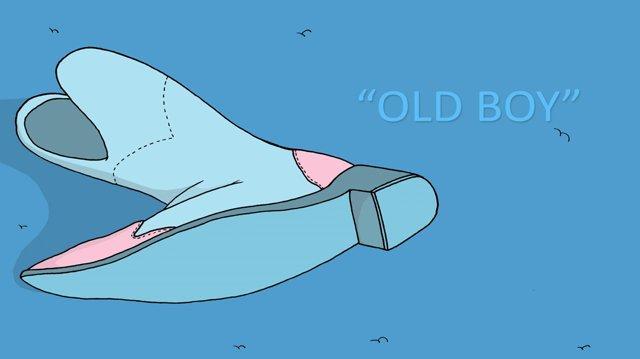 Brick Mortar - Old Boy