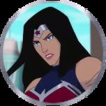 Wonder Woman Bloodlines Ring