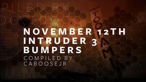 Intruder 3 - Week 2 Toonami Bumpers