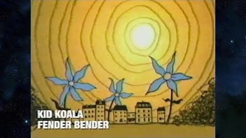 """Kid Koala - """"Fender Bender"""""""