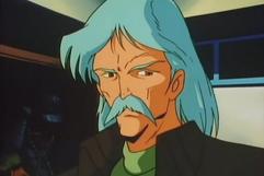Dr Koji (Ronin Warriors)