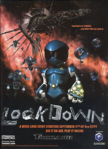 Lockdownad