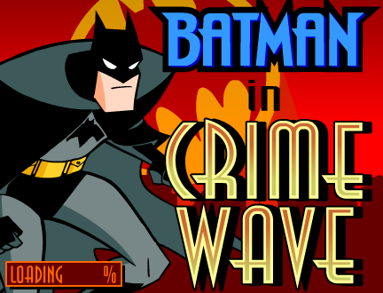 Batman in Crime Wave