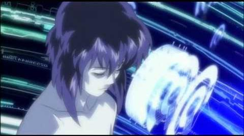 Ghost in the Shell SAC - Toonami Intro 1