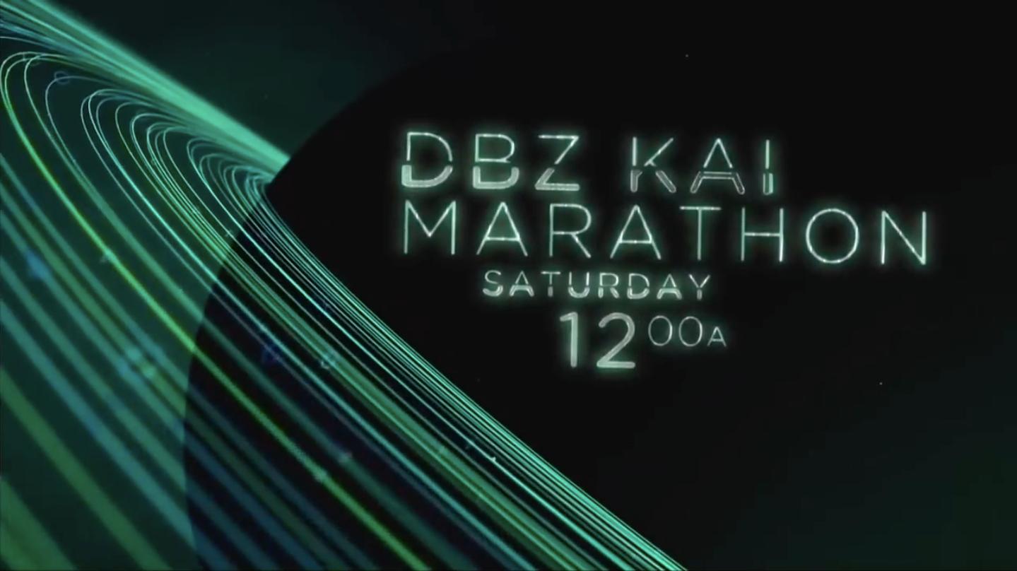DBZ Kai Marathon (December 2016)