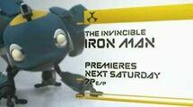 Invincible Iron Man - Toonami Promo (March 2007)