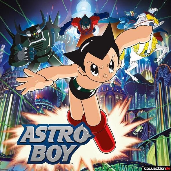 Astro Boy (2003)