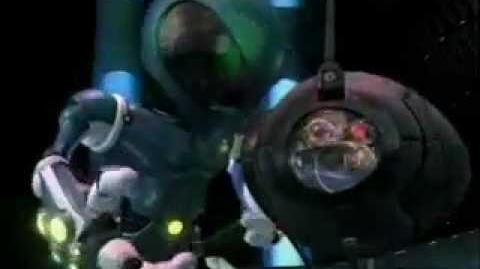 Toonami Trapped in Hyperspace - Episode 4-0