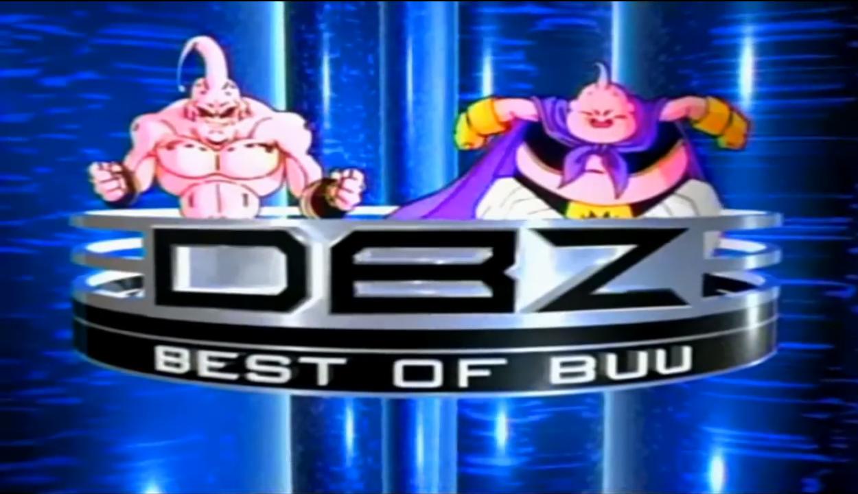 DBZ: Best of Buu