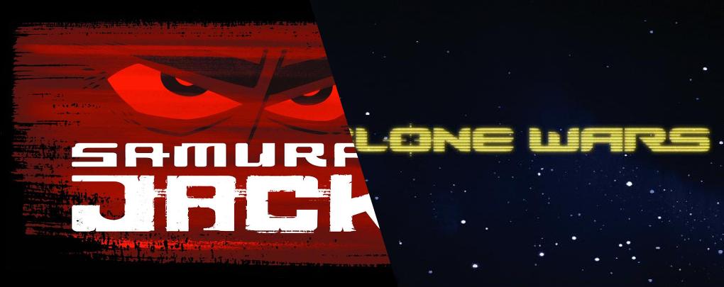 Samurai Jack\Clone Wars Marathon