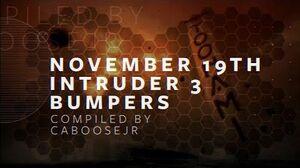 Intruder 3 - Week 3 Toonami Bumpers