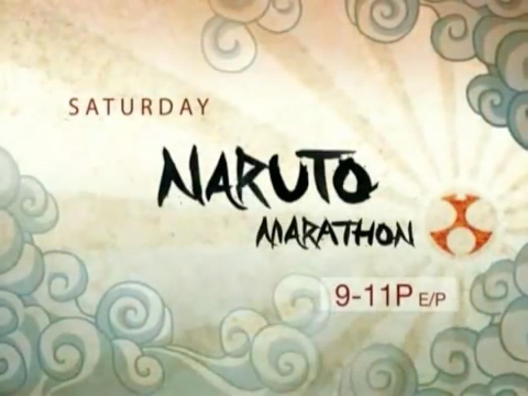 Naruto Marathon (November 2006)