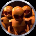 Yellow TOM Units Ring