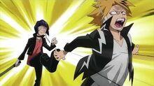 My Hero Academia Episode 11 - Toonami Promo