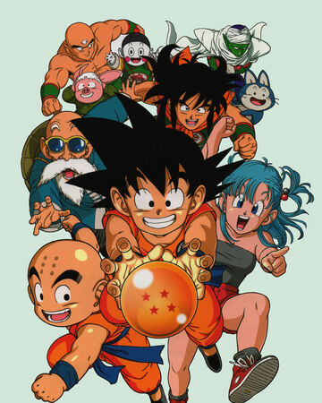 Dragon Ball Toonami Wiki Fandom