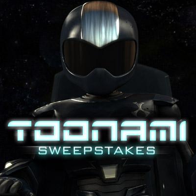 Toonami Sweepstakes