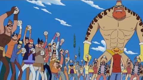 One Piece Toonami Intro 2