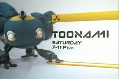 Toonami Logo Clyde