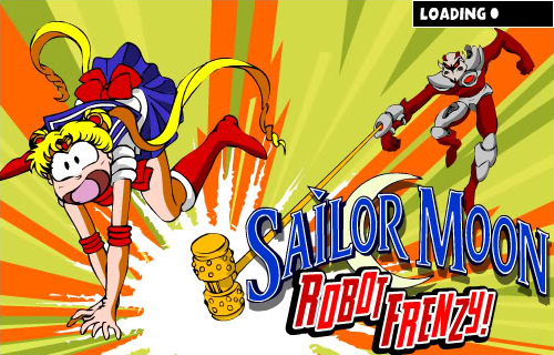 Sailor Moon: Robot Frenzy