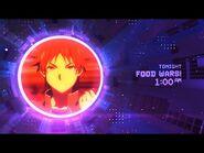 Toonami - Food Wars Sustaining Promo (HD 1080p)