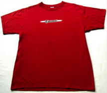 Toonami T-shirt Red