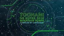 Dragon Ball Super Marathon - Toonami Bumpers (2018)