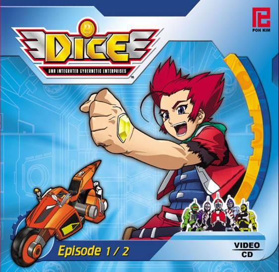 D.I.C.E.