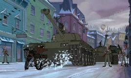 Iron Giant Military