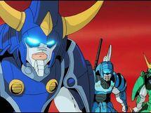 Ronin Warriors - Toonami Intro 4 (TOM 2 Era)