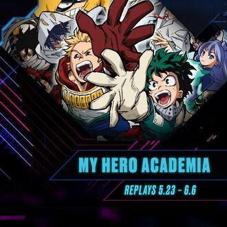 My Hero Academia 5-23 6-6