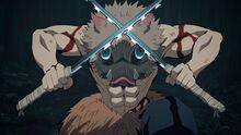 Inosuke Hashibira (Demon Slayer)