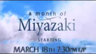 A Month of Miyazaki
