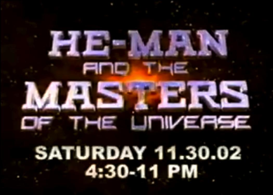 He-Man-athon