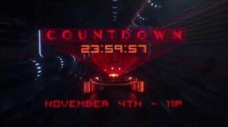 Countdown - Toonami TIE Teaser
