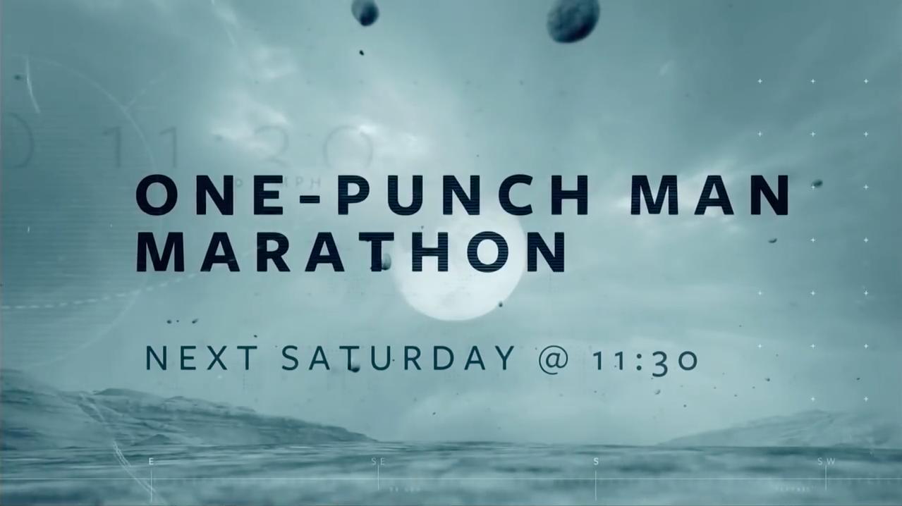 One Punch Man Marathon