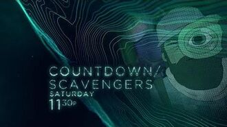 Countdown Scavengers Rerun - Toonami Promo
