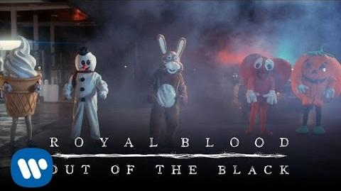 Royal Blood - Out Of The Black (Official Video)