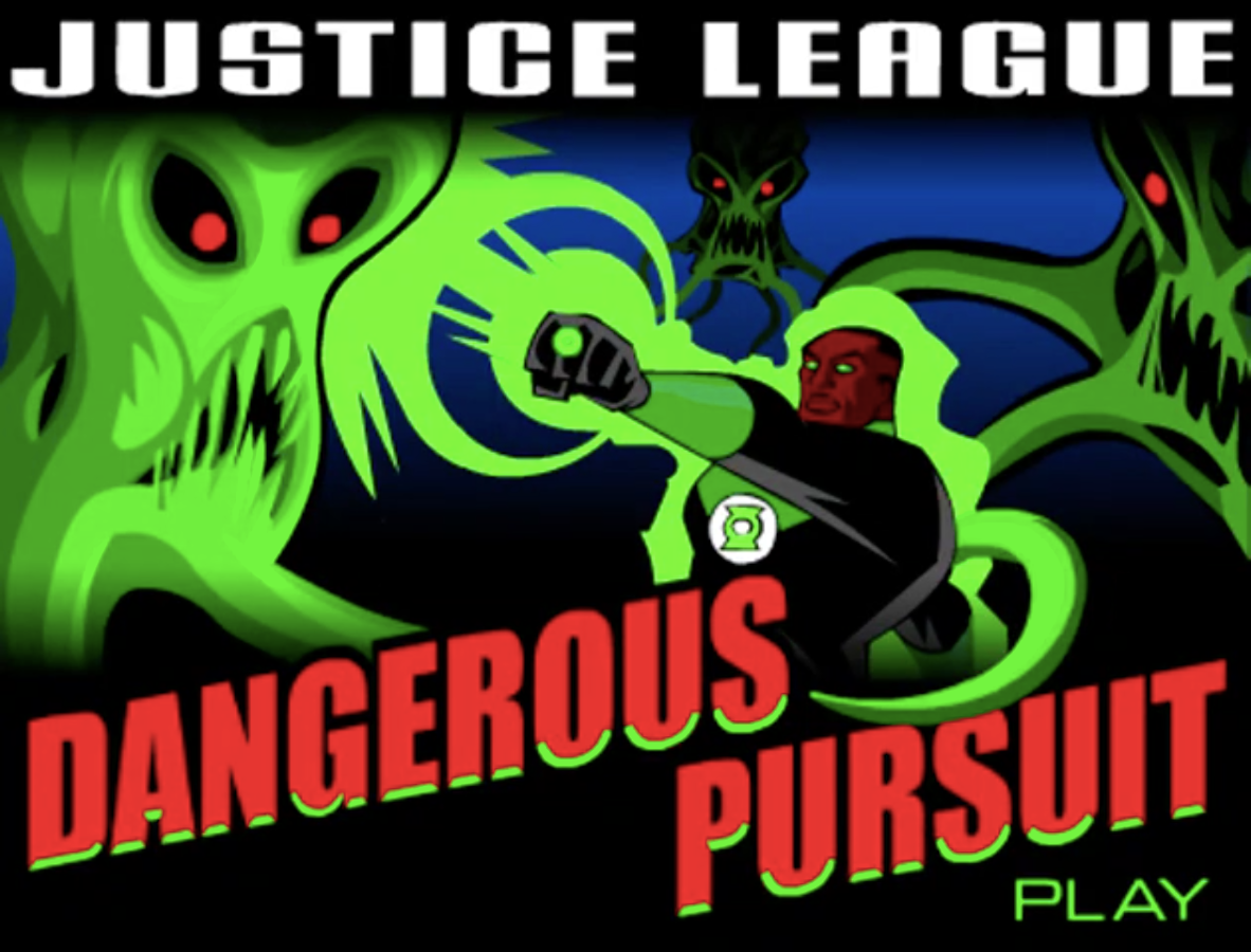 Justice League: Dangerous Pursuit