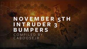 Intruder 3 - Week 1 Toonami Bumpers