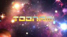 Toonami Logo - Space Dandy