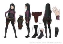 Karin (Fena Pirate Princess)