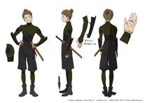Kaede (Fena Pirate Princess)